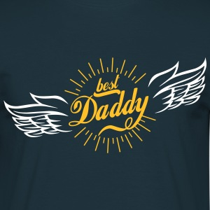 Best Daddy - Männer T-Shirt