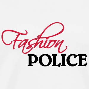 Fashion Police T-Shirts - Men's Premium T-Shirt