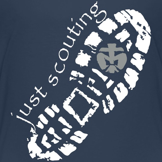 T-Shirt JUST SCOUTING Kinder