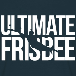 ultimate frisbee T-skjorter - T-skjorte for menn
