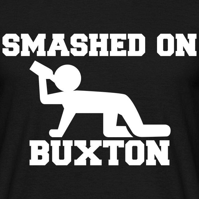Smashed On Buxton Men's T-Shirt