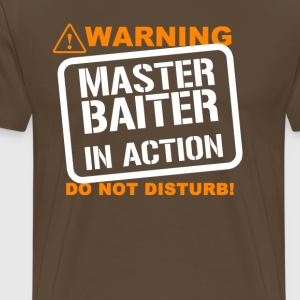 MasterBaiter in action - Men's Premium T-Shirt