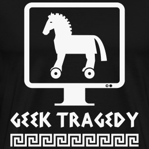 Geek Tragedy Special Flex - T-shirt Premium Homme