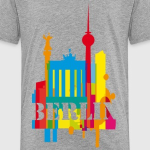 Berlin Graffiti T-Shirts - Teenager Premium T-Shirt