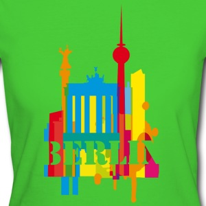 Berlin Graffiti T-Shirts - Frauen Bio-T-Shirt