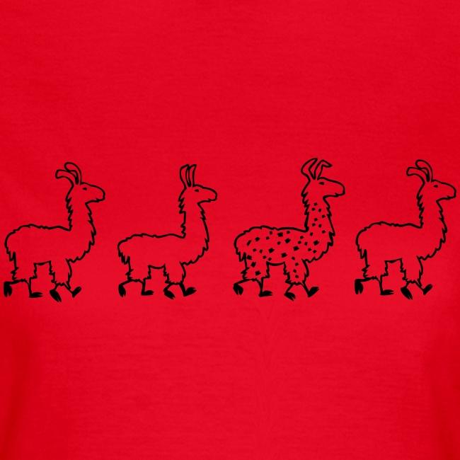 5 Lamas