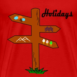 Holidays T-Shirts - Men's Premium T-Shirt