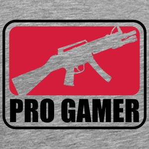 Shooter per gun killer eSport T-Shirts - Men's Premium T-Shirt