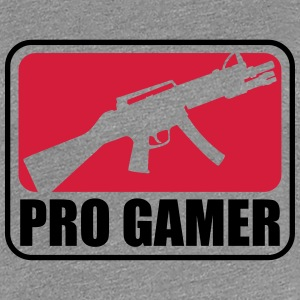 Shooter per gun killer eSport T-Shirts - Women's Premium T-Shirt