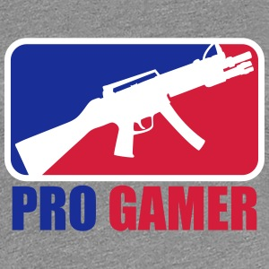 Pro shooter gun killer eSport T-Shirts - Women's Premium T-Shirt