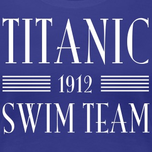 1912 Titanic Swim Team T-Shirts - Women's Premium T-Shirt