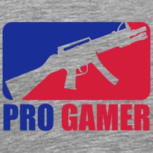 Pro shooter gun killer eSport T-Shirts - Men's Premium T-Shirt