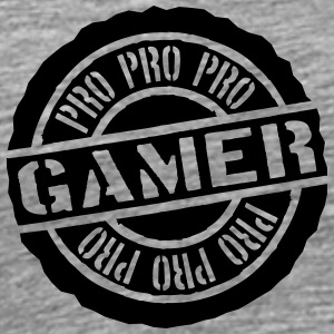 Conception de timbres Pro Gamer Tee shirts - T-shirt Premium Homme