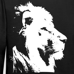 lion design Sweat-shirts - Sweat-shirt à capuche Premium pour hommes
