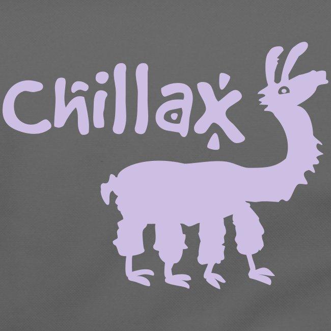 Lama Chillax Tasche