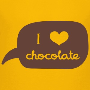 I Love Chocolate ! Tee shirts - T-shirt Premium Enfant