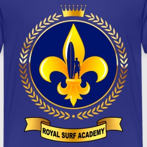 royal surf academy 02 T-shirts - Teenager premium T-shirt