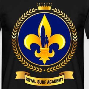 royal surf academy 02 T-Shirts - Men's T-Shirt
