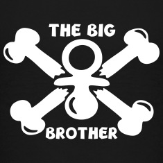 big brother baby pirate child Shirts