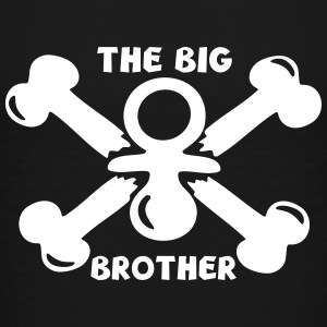 big brother baby pirate child Shirts - Kids' Premium T-Shirt