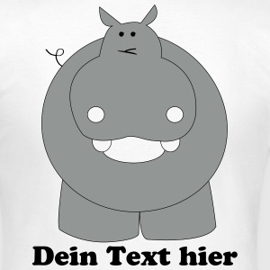 Hippo T-Shirts - Frauen T-Shirt
