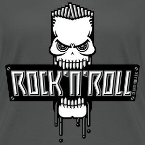 rock 39 n 39 roll rebel t shirts spreadshirt. Black Bedroom Furniture Sets. Home Design Ideas