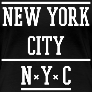 NEW YORK CITY T-Shirts - Frauen Premium T-Shirt