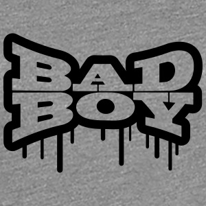 Bathroom graffiti boy bad boy T-Shirts - Women's Premium T-Shirt