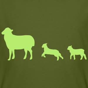 sheep, lamb T-Shirts - Men's Organic T-shirt