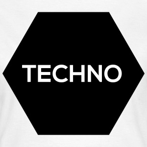 Techno T-Shirts - Frauen T-Shirt