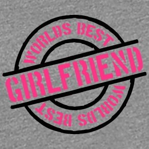 Stempel Worlds best Girlfriend T-Shirts - Frauen Premium T-Shirt