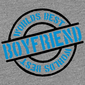 Stempel Worlds best Boyfriend T-Shirts - Frauen Premium T-Shirt