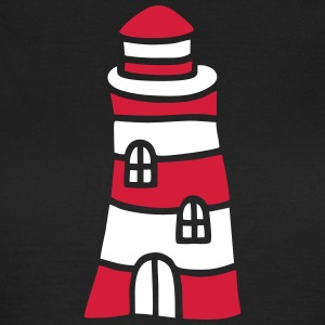 Lighthouse - V2 T-Shirts - Women's T-Shirt
