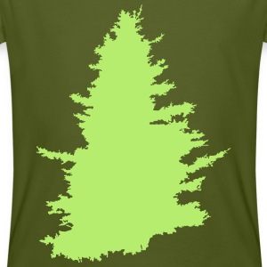 tree, wood, forest - Men's Organic T-shirt