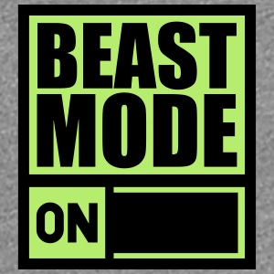 Power On An Beast Mode T-Shirts - Frauen Premium T-Shirt