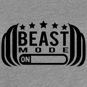 Cool Beast Mode On Design T-Shirts - Frauen Premium T-Shirt