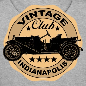 vintage car 03 Hoodies & Sweatshirts - Men's Premium Hoodie