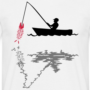 angler Tee shirts - T-shirt Homme