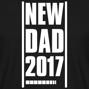 NEW DAD FATHER VATER 2017 T-Shirts - Men's T-Shirt