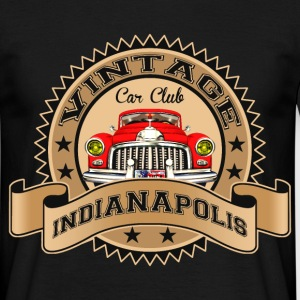vintage car 05 T-Shirts - Men's T-Shirt