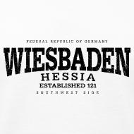 Motiv ~ Wiesbaden (black old)