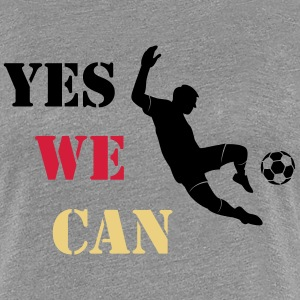 Yes we can - Frauen Premium T-Shirt