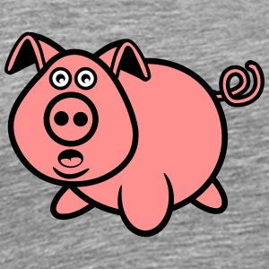Sweet pork T-Shirts - Men's Premium T-Shirt