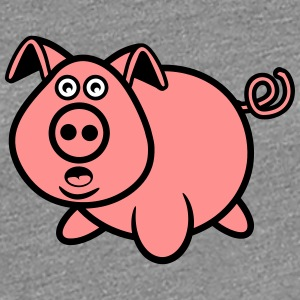 Sweet pork T-Shirts - Women's Premium T-Shirt