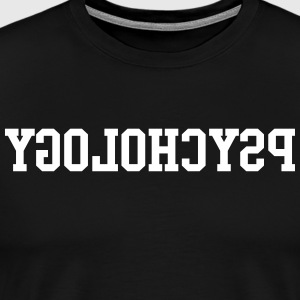 Reverse Psychology T-Shirts - Men's Premium T-Shirt