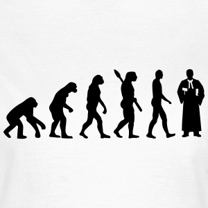 Evolution Richter T-Shirts - Frauen T-Shirt