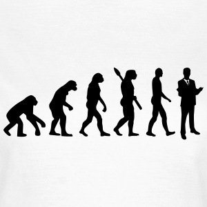 Evolution Anwalt T-Shirts - Frauen T-Shirt