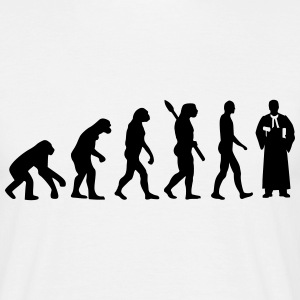 Evolution Richter T-Shirts - Männer T-Shirt