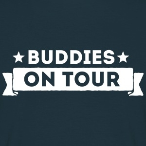 Buddies On Tour T-Shirts - Männer T-Shirt