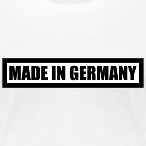 Made in Germany T-Shirts - Frauen Premium T-Shirt